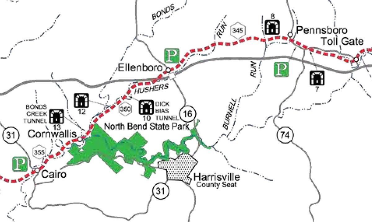 yarra bend park map pdf