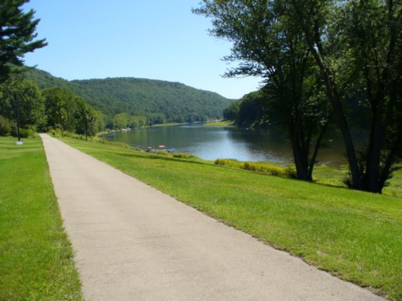 Allegheny River Trail — Emlenton, PA to Kennerdell, PA